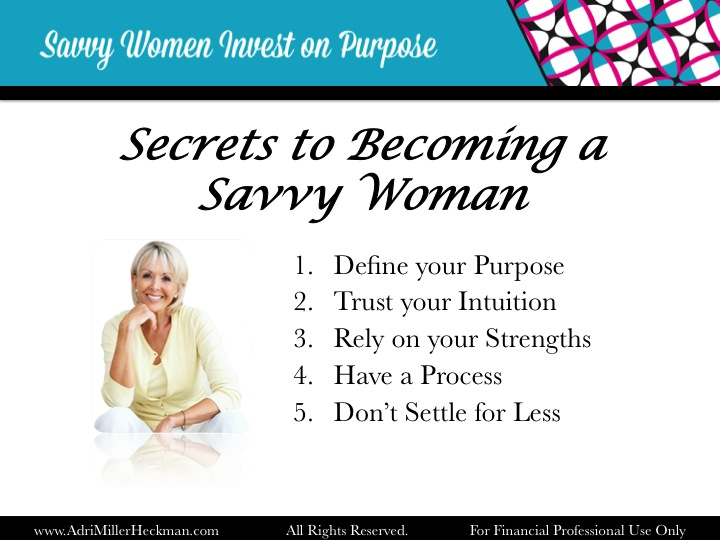 Secrety2Savvy