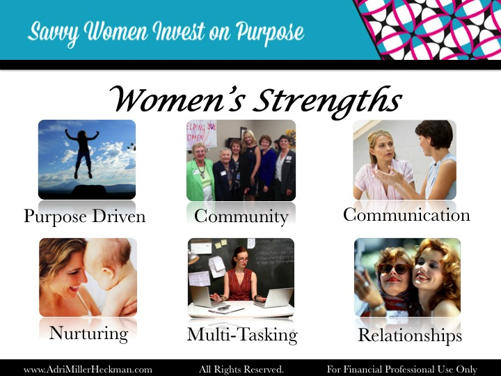 Women Strengths