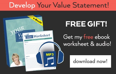 free gift value statement